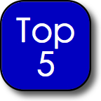 Top 5 Top Fitness Lists