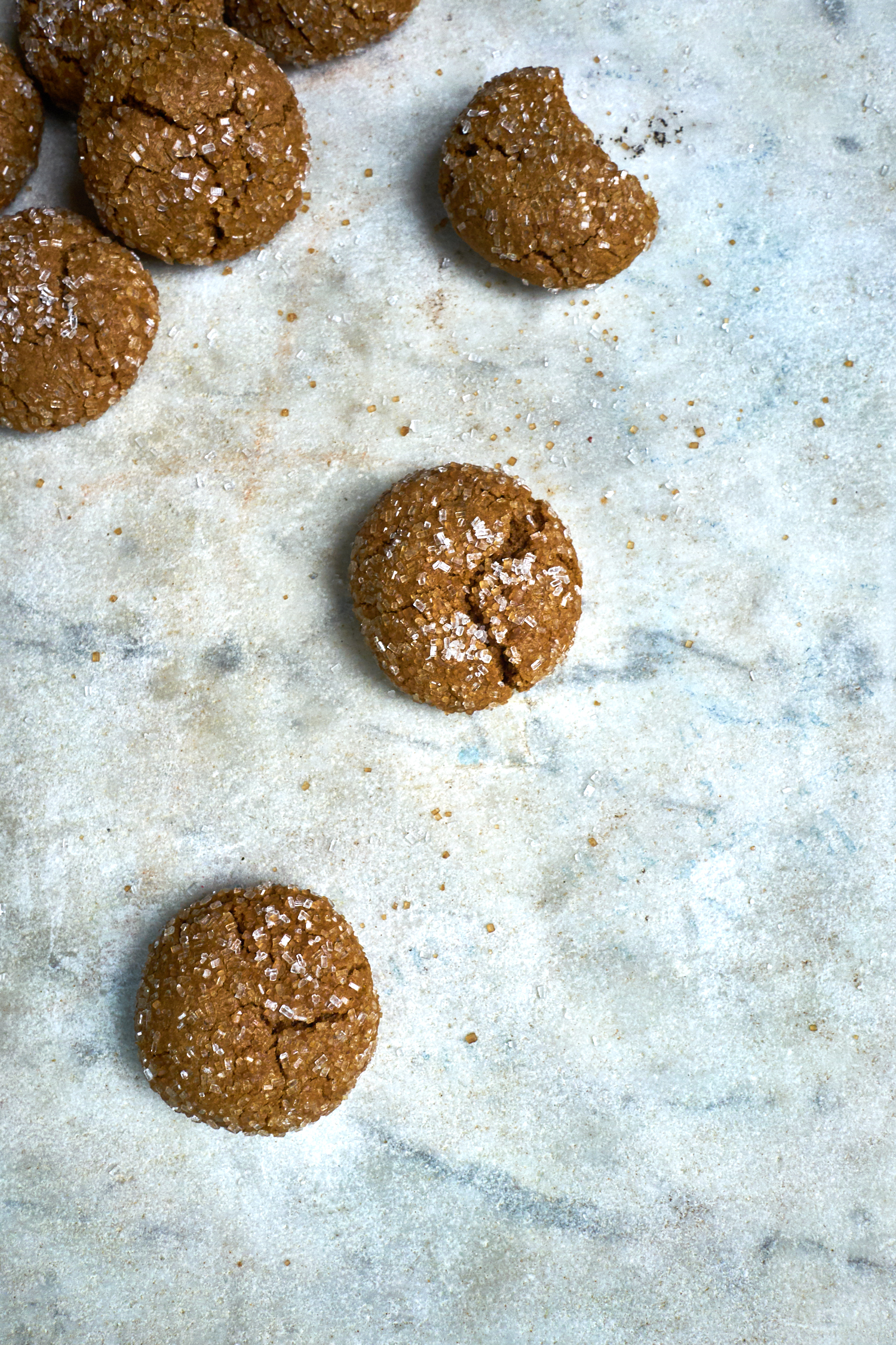 Tiger ginger cookie recipe