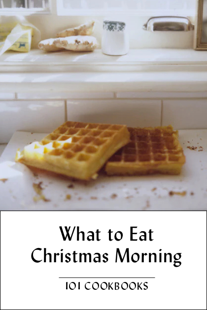 What to eat the morning of Christ (12 Recipes)