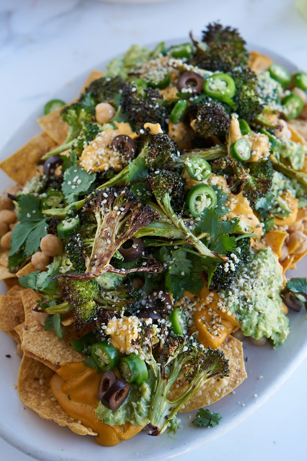 The Ultimate Vegan Nachos - version # 2