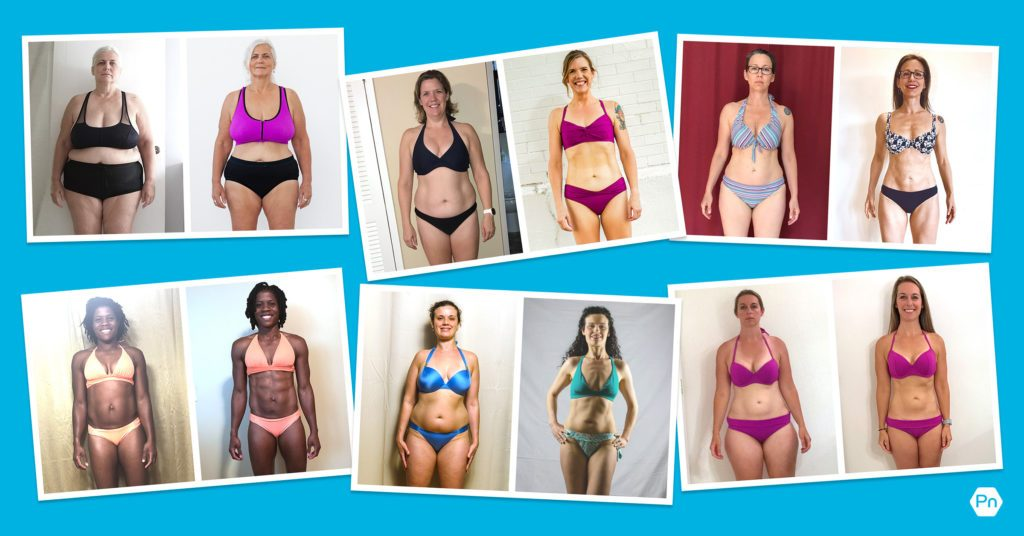 July 2019 The women's finalists. Help us give $ 125,000!