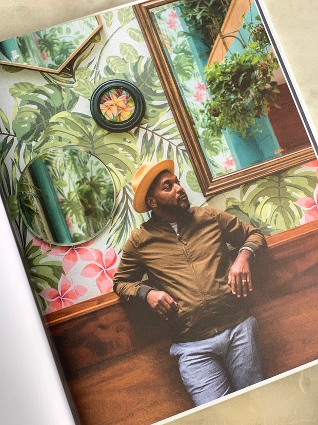 Bryant Terry is author of The Plant Kingdom