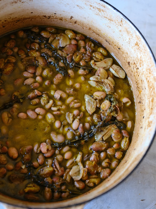 How to cook beans that are tender, creamy and almost perfect